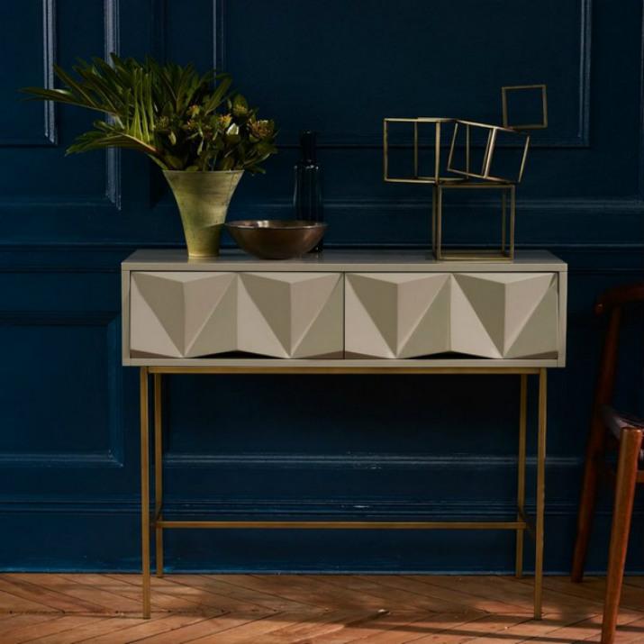 consoles modernes consoles modernes Les consoles modernes idéales pour décorer votre maison ! 30 Modern Console Tables for Contemporary Interiors 1