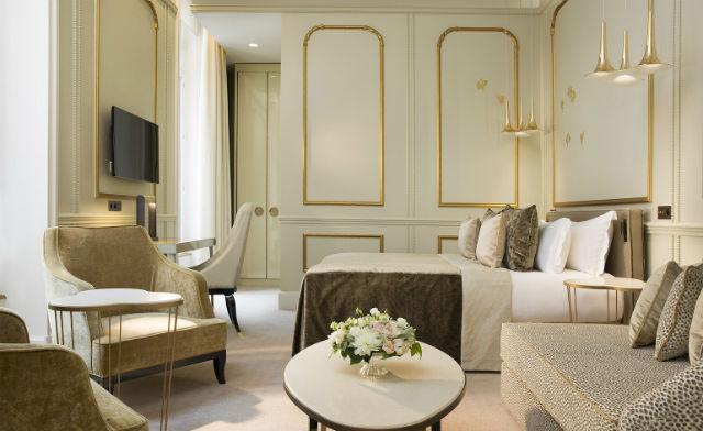 Où se loger à Paris  Maison et Objet Où se loger à Paris pendant Maison et Objet 2017? 5 Hotels In Paris For The Design Lover During Maison et Objet Le Narcisse Blanc