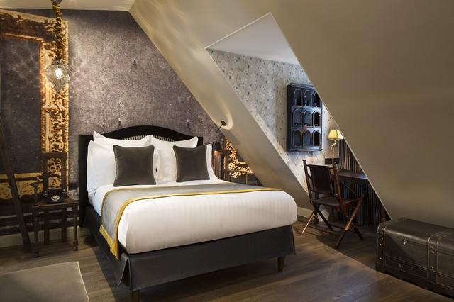 Où se loger à Paris  Maison et Objet Où se loger à Paris pendant Maison et Objet 2017? Get Inspired By The Incredible Da Vinci Hotel Interior 6