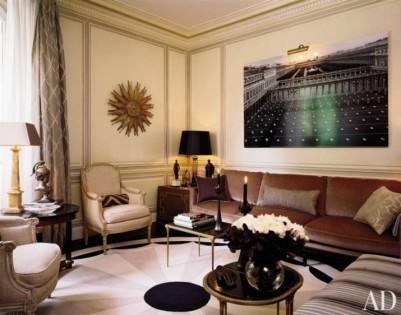 interieurs-parisiens-10 intérieurs Le charme de 10 intérieurs parisiens qui vont vous faire craquer Int  rieurs Parisiens 10