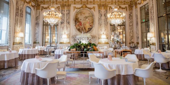 restaurant le meurice alain ducasse hotel le meurice Hotel le Meurice – Le joyau des palaces français Le meurice alain ducasse paris