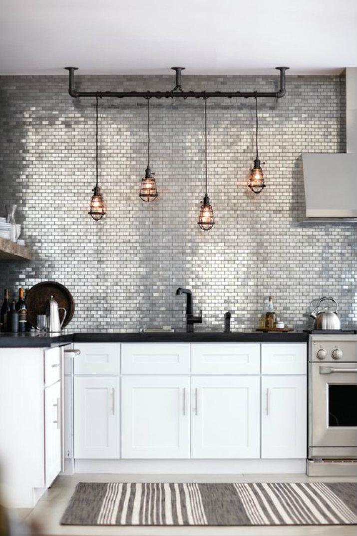 STYLE INDUSTRIEL Le luminaire parfait pour votre cuisine