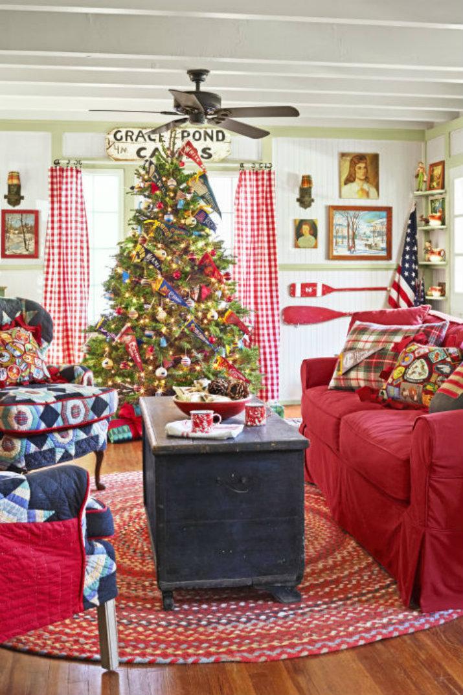 DECO NOEL déco Noël Quelques inspirations de Noël, une déco parfait Quelques inspirations de No  l une d  co parfait4