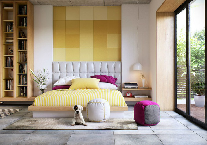 textures murales élégantes pour 2017 textures murales Idées de textures murales élégantes pour 2017 Top Bedroom Wall Textures Ideas bright room