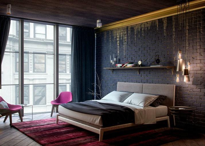 textures murales élégantes pour 2017 textures murales Idées de textures murales élégantes pour 2017 Top Bedroom Wall Textures Ideas luxury