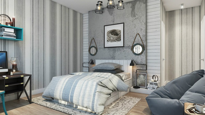 textures murales élégantes pour 2017 textures murales Idées de textures murales élégantes pour 2017 Top Bedroom Wall Textures Ideas rustic