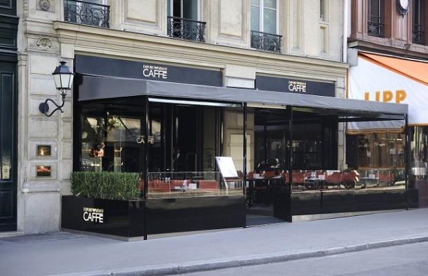 Maison et Objet 2017 Emporio Armani Caffé: L'endroit à visiter pendant Maison et Objet 2017 Where to go in Paris Emporio Armani Caff   4 620x400