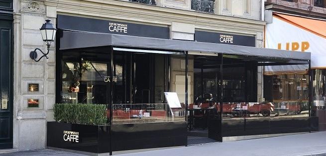 Emporio Armani Caffé: L'endroit à visiter pendant Maison et Objet 2017