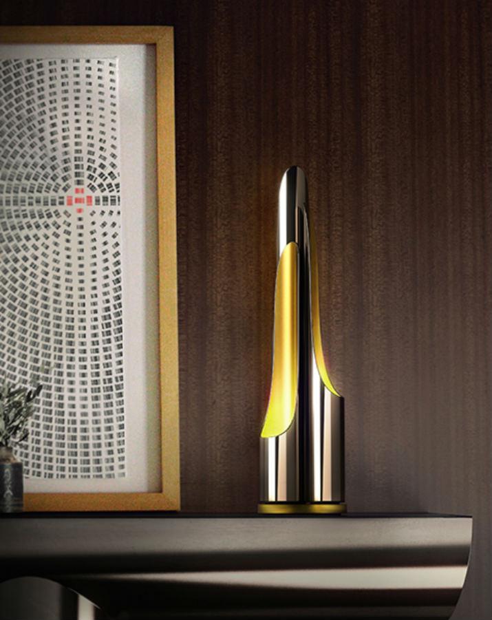 style vintage style vintage Le meilleur guide pour une décoration style vintage coltrane table lamp 01
