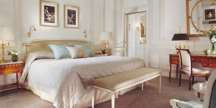 hotel le meurice hotel le meurice Hotel le Meurice – Le joyau des palaces français deluxe bedroom 126 at le meurice paris