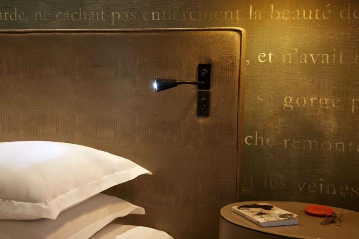 hôtel littéraire parisien