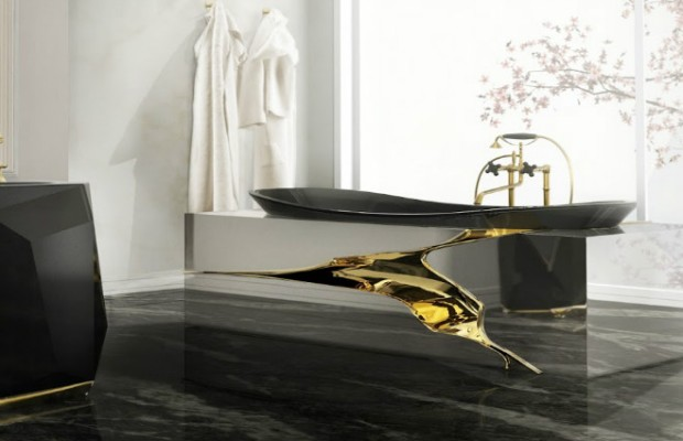 salle de bains 7 idées de design de salle de bains noires de luxe featured iamge 620x400