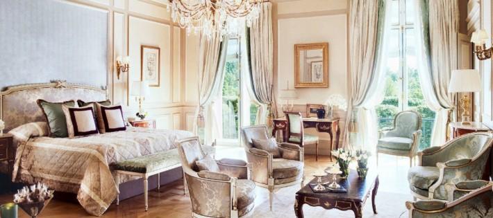 Hotel le Meurice – Le joyau des palaces français