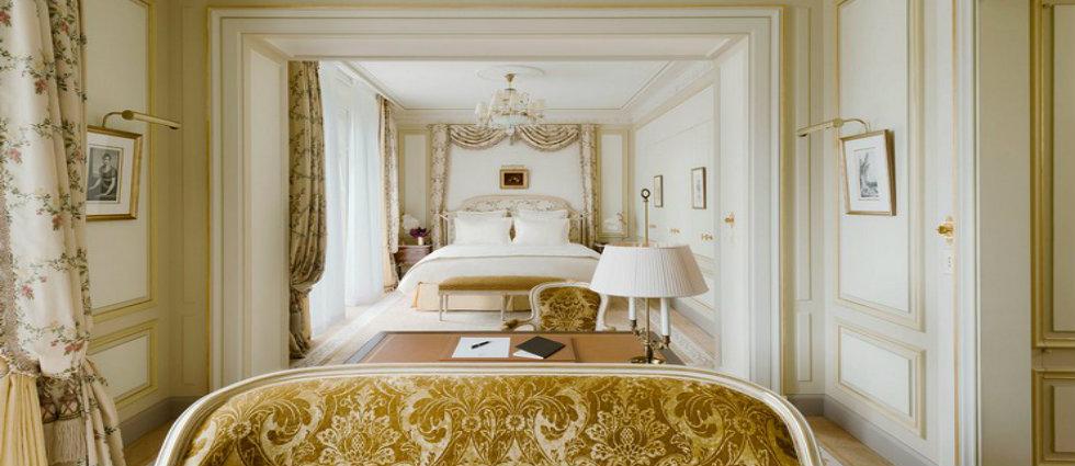 ritz paris Hôtels de Luxe – L'art de s'amuser au Ritz Paris featured image2