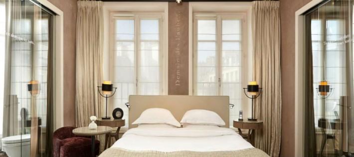 Paris Hôtels: Le Pavillon des Lettres par Kerylos Intérieurs