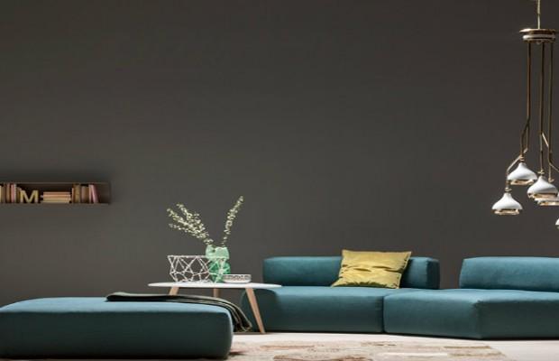 Salons IDÉES DE SALONS POUR INSPIRER POUR LE NOUVEL AN hanna unique ceiling dining vintage lamp 04 620x400