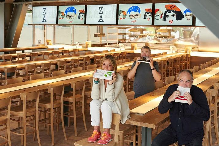 Café Za café za Café Za - un café urbain et littéraire à Paris photo 3ccafeza 1400