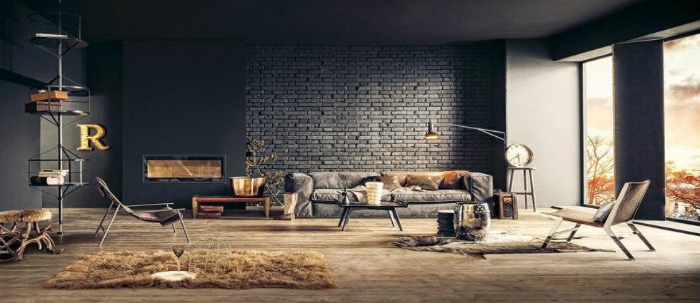 12 Idees Pour Un Design D Interieur Style Industriel