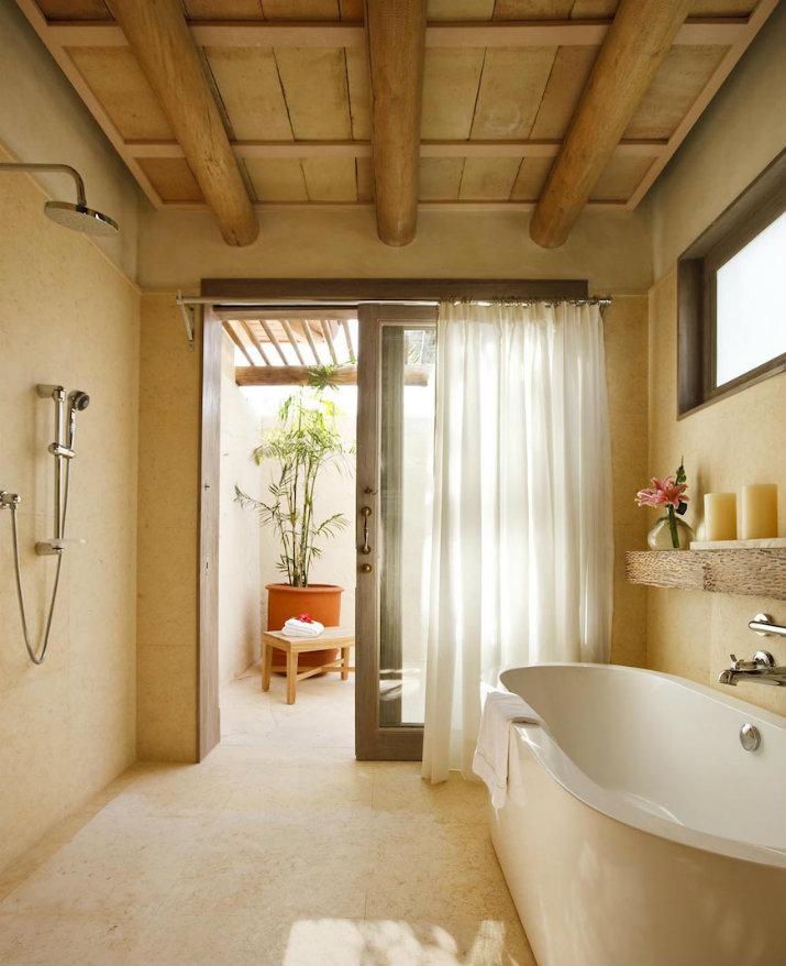 bain bain 10 idées étonnantes de salles de bain tropicales que vous devez voir 10 Amazing Tropical Bath Ideas 2