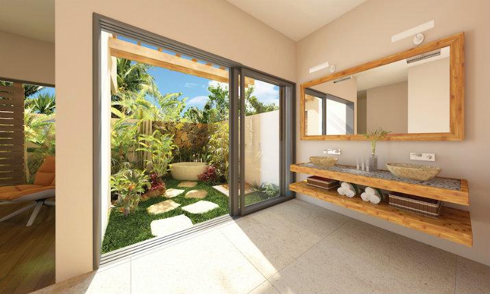bain bain 10 idées étonnantes de salles de bain tropicales que vous devez voir 10 Amazing Tropical Bath Ideas 3