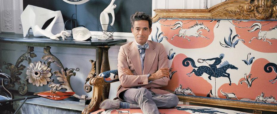 Vincent Darré Vincent Darré: L'enchère de sa collection design surrealiste à paris Vincent Darr   to Auction off His Surrealist Design Collection in Paris 5