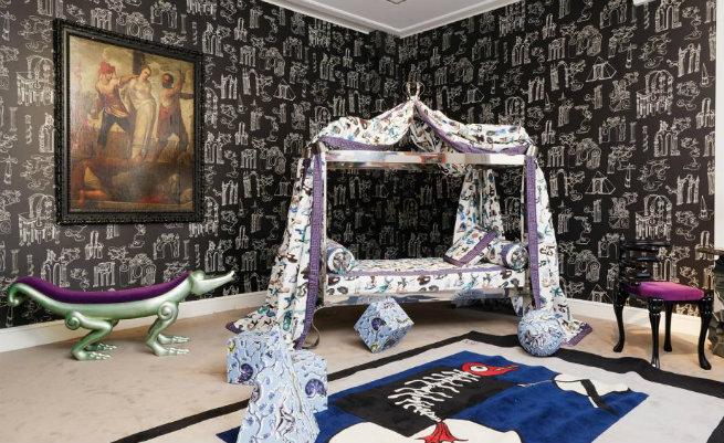 Vincent Darré: L'enchère de sa collection design surrealiste à paris