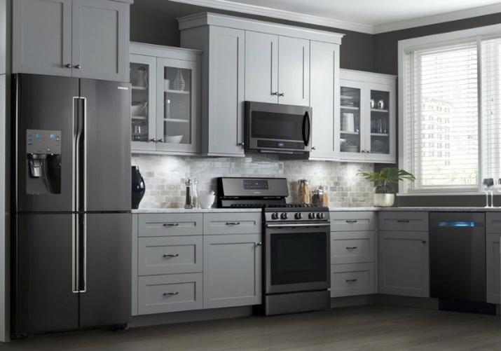 tendances design d'intérieur pour 2017 tendances design d'intérieur 10 tendances design d'intérieur pour 2017 black stainless steel appliancespp w840 h589