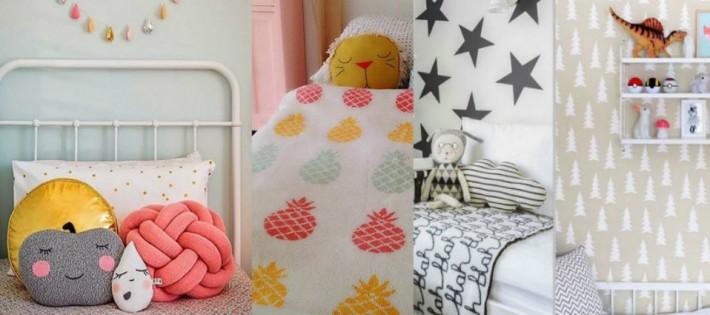 Chambres d'enfants : idées de décoration moderne