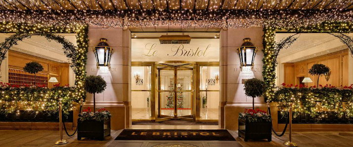 Maison et Objet maison et objet Hôtels inspirants à Paris pour séjourner pendant Maison et Objet lbp 1920 1080 noel facade romeo balancourt