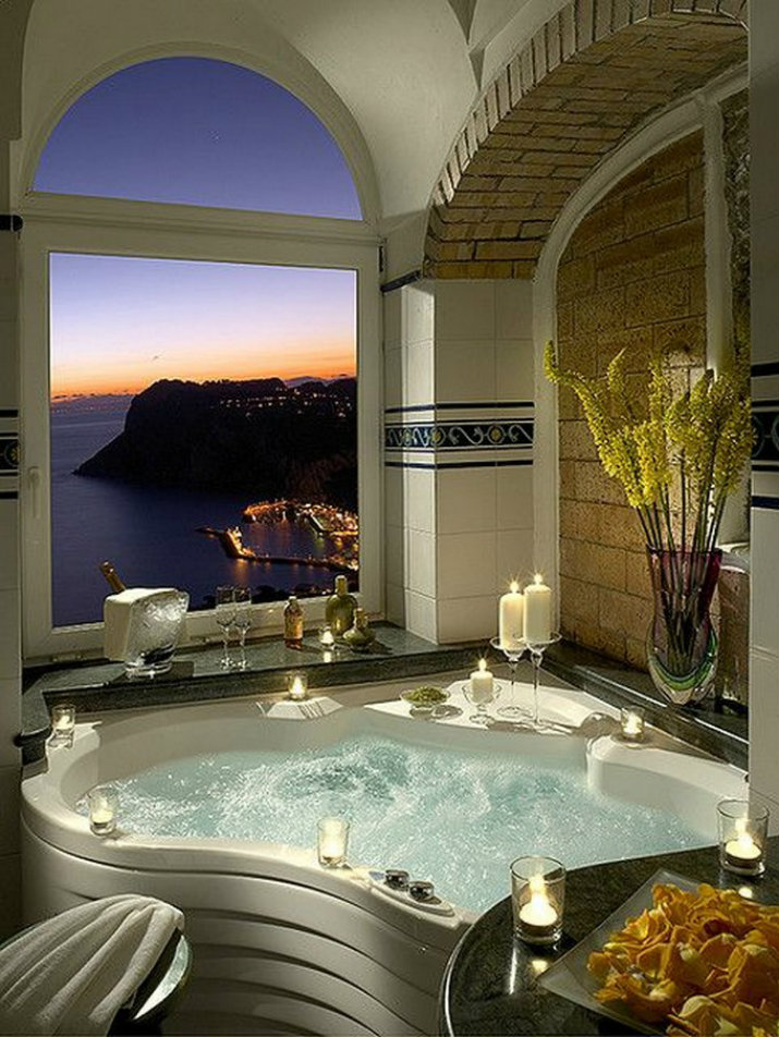 bains  bains TOP 8 MILLIONAIRES SALLES DE BAINS DANS LE MONDE maison valentina top bathroom