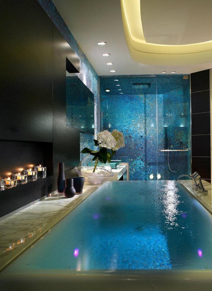 maison5 bains TOP 8 MILLIONAIRES SALLES DE BAINS DANS LE MONDE maison5