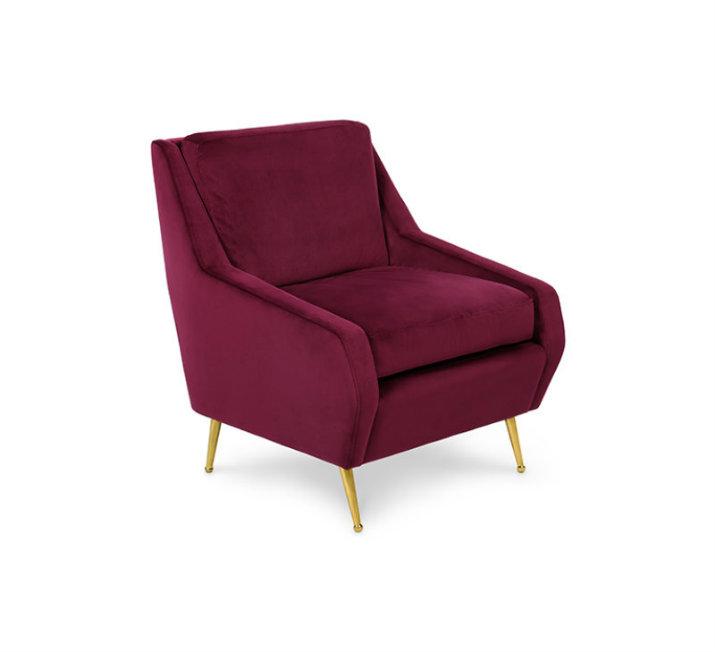 romero-armchair Essential MAISON ET OBJET 2017 - LE MONDE DES ANNÉES 50 DE ESSENTIAL HOME romero armchair