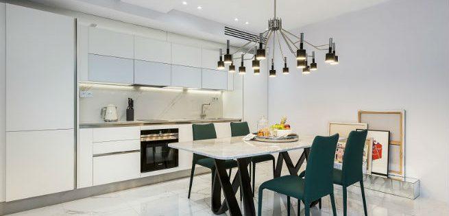 déco de luxe Appartement Parisien avec une déco de luxe! An Apartment in Paris for Design Inspiration 655x315