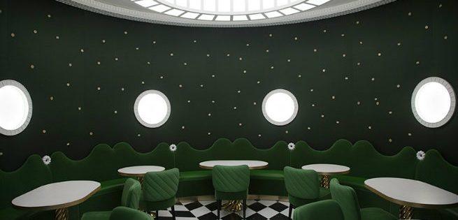 Les magnifiques intérieurs conçus par India Mahdavi