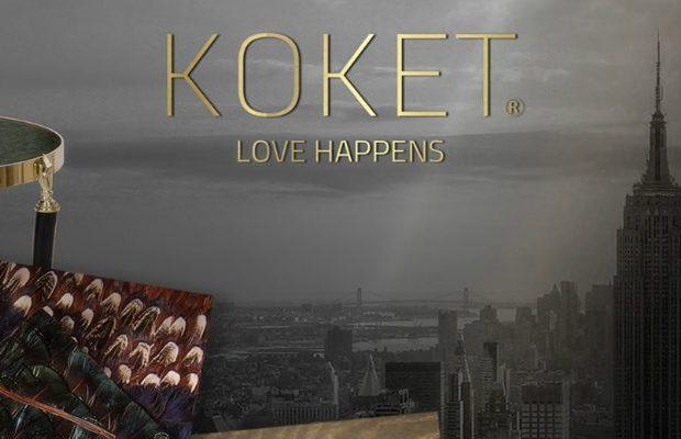 Koket vous invite au salon AD Design Show