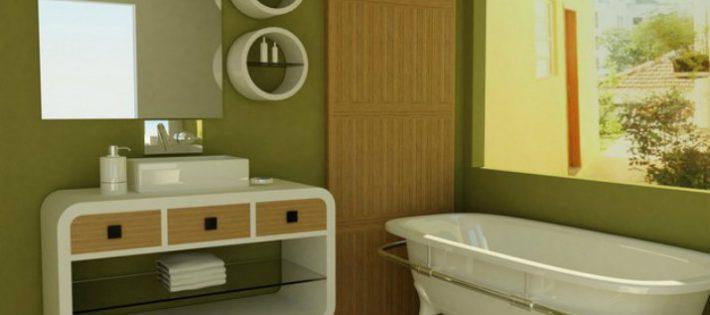 Idées printemps pour salles de bain