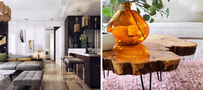 Materiaux à utilizer pour des intérieurs luxueux