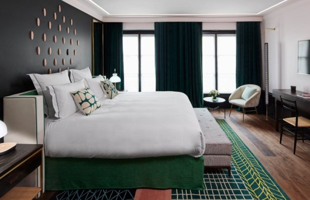 Roch Hotel & Spa Paris conçu par Sarah Lavoine