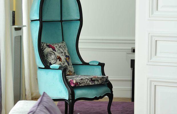 Inspirez-vous de la décoration d'intérieur du Art Chic Apartment!