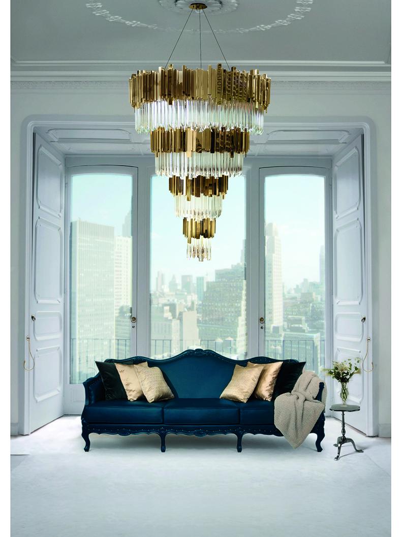 8 Tendances surprises de marques de luxe a voir à ISALONI 2017  marques de luxe 8 Tendances surprises de marques de luxe a voir à ISALONI 2017 empire chandelier cover 01 1