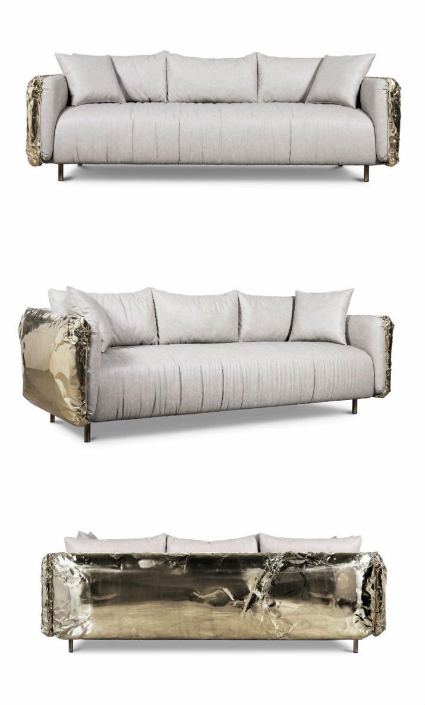 Incroyable sofa chez Boca do Lobo