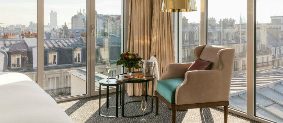 HOTEL MAISON ALBAR - La magie du chic parisien intemporel. Hôtel Maison Albar HÔTEL MAISON ALBAR – La magie du chic parisien intemporel. Picture 1