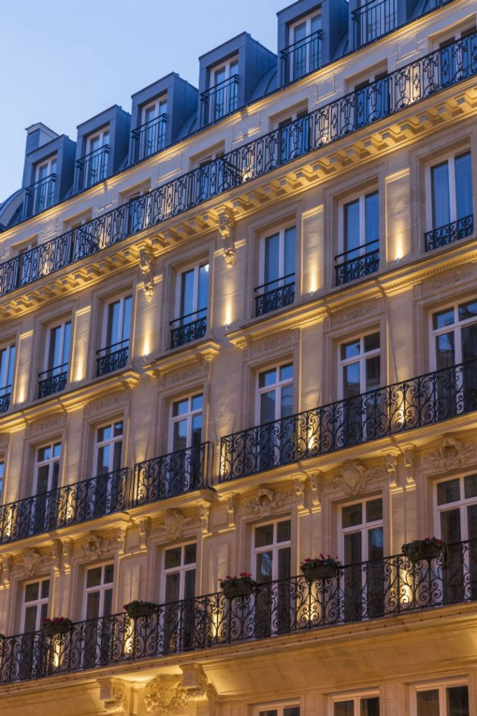 HOTEL MAISON ALBAR - La magie du chic parisien intemporel. Hôtel Maison Albar HÔTEL MAISON ALBAR - La magie du chic parisien intemporel. Picture 2