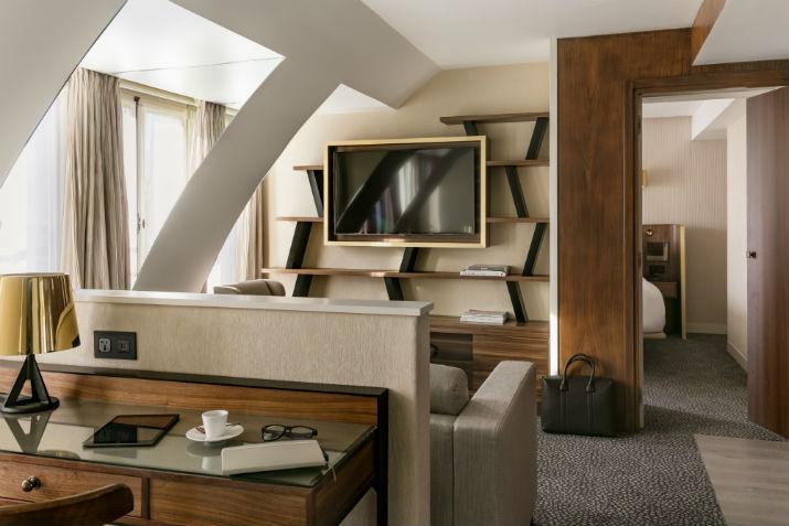 HOTEL MAISON ALBAR - La magie du chic parisien intemporel. Hôtel Maison Albar HÔTEL MAISON ALBAR - La magie du chic parisien intemporel. Picture 9