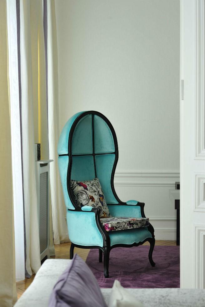 Découvrez le style moderne de cet appartement à Paris.  Découvrez le style moderne de cet appartement à Paris. Youll Love the Interiors of this Haussmann Style Apartment in Paris 11
