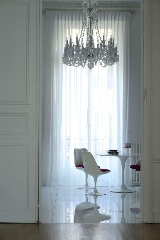 Découvrez le style moderne de cet appartement à Paris.  Découvrez le style moderne de cet appartement à Paris. Youll Love the Interiors of this Haussmann Style Apartment in Paris 12