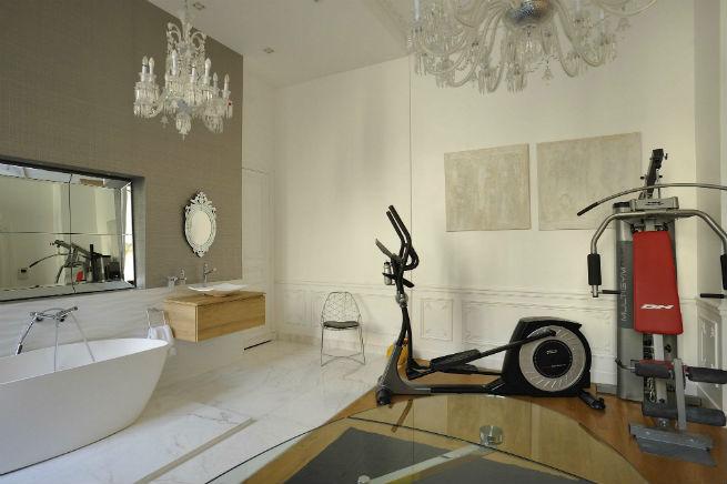 Découvrez le style moderne de cet appartement à Paris.  Découvrez le style moderne de cet appartement à Paris. Youll Love the Interiors of this Haussmann Style Apartment in Paris 14