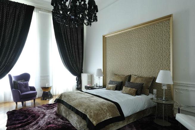 Découvrez le style moderne de cet appartement à Paris.  Découvrez le style moderne de cet appartement à Paris. Youll Love the Interiors of this Haussmann Style Apartment in Paris 15