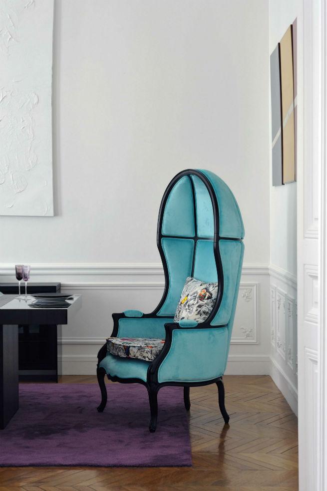 Découvrez le style moderne de cet appartement à Paris.  Découvrez le style moderne de cet appartement à Paris. Youll Love the Interiors of this Haussmann Style Apartment in Paris 9