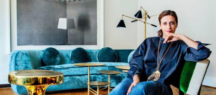India Mahdavi une architecte et designer à suivre.